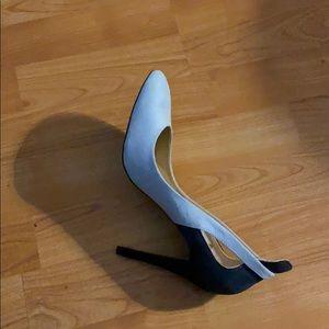 Zara Trafaluc Cut Out Pumps Stilettos